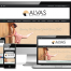 Alvas Barres Floors Mirrors Website Redesign