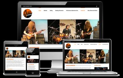 Alvas Showroom Website Redesign